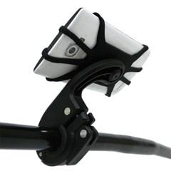 PH 360 자전거 킥보드 스마트폰 실리콘 거치대(360스핀)
