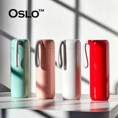 [오슬로] NEW 석션 티텀블러 400ml - 4color