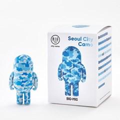 [빅더토이 시티카모시리즈] 서울시티카모, Seoul City Camo 단품