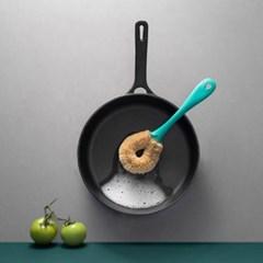 미니멀 도넛 세척 브러쉬1개(랜덤)