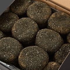 [행복담은식탁] 고소한 흑임자 복떡 1.8kg (60gx30알)