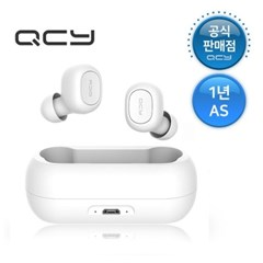 QCY T1 TWS 블루투스 5.0 무선이어폰 / 정품