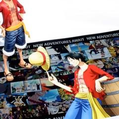 원피스 애니메이션방영 20주년기념 메모리얼 한정포스터