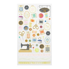 Sticker Marche - Sewing Set