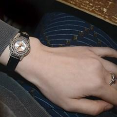 marcie leather watch ii