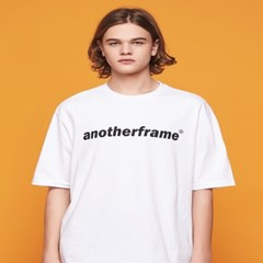 [어나더프레임] ANOTHER FRAME - BASIC LOGO T-SHIRT (W_(995721)