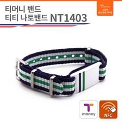 티머니밴드 티티 나토밴드 NT1403