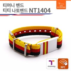 티머니밴드 티티 나토밴드 NT1404