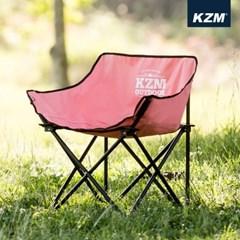 카즈미 시그니처 쿠잉 캠핑의자 K9T3C002 / 감성캠핑의자 낚시의자