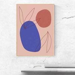 Spring 일러스트 포스터 or 그림판넬