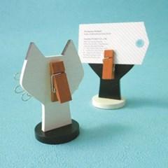 고양이 자석 클립 홀더 2종