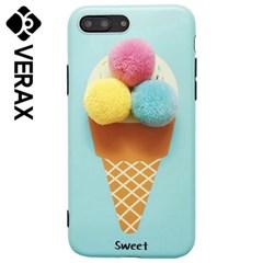 아이폰8 3D 입체 아이스크림 젤리케이스 (P192)_(1404395)