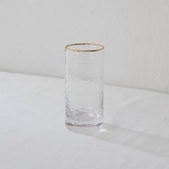 gold series - emboss glass