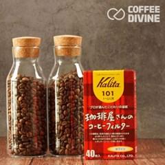 칼리타 화이트 여과지 1~2인용 40매