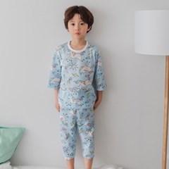 유니유니콘 아동 7부 실내복