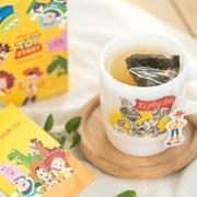 [디즈니] 티 4종 선물세트 (4BOX)(앨리스,미녀와야수,토이스토리,푸)