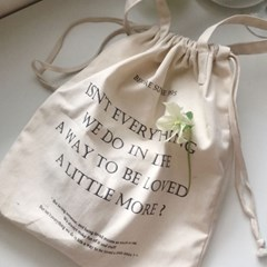 before sunrise bag _ pouch type