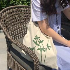 [뮤즈무드] plant 에코백