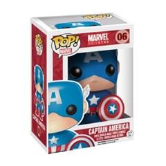[펀코 피규어 POP Marvel] 캡틴 아메리카 (2224) No.06