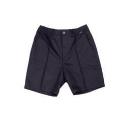 PINTUCK shorts_BLACK