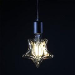 [반짝조명]  LED 별 에디슨램프 4W_(1102831)