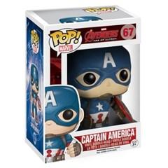 [펀코 피규어 POP Marvel] 캡틴 아메리카 (4778) No.67