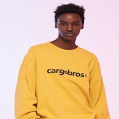 [카고브로스]CARGOBROS - S. LETTER LOGO SWEATSHIRT (Y_(1004441)