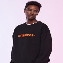 [카고브로스]CARGOBROS - S. LETTER LOGO SWEATSHIRT (B_(1004438)