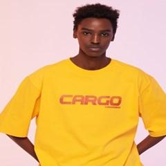 [카고브로스]CARGOBROS - CARGO LOGO TEE (YELLOW) 반팔_(1004420)