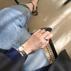 [925실버] 7실버 반지 7silver ring