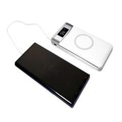 (USB선풍기 증정)엑스트라 볼트 S2 무선충전 보조배터리 10000mAh