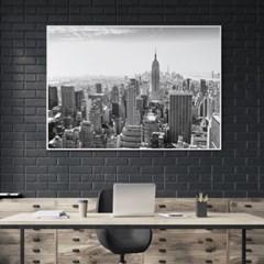 시티스케이프 뉴욕 사진 액자 인테리어 그림 포스터