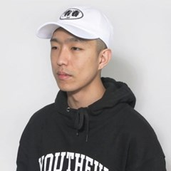 SS-L2 CURVED CAP-WHITE