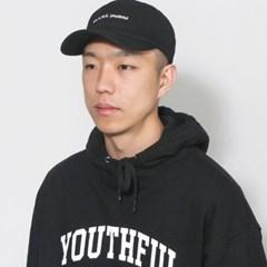 2019 SEISHUNE CURVED CAP-BLACK