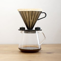 [KO&RO] 드릴 드립퍼, 한 가지 원두로 세가지 커피맛을!!
