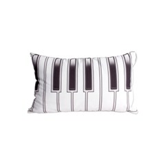 감성 피아노 건반쿠션(Keyboard Cushion)(베개)