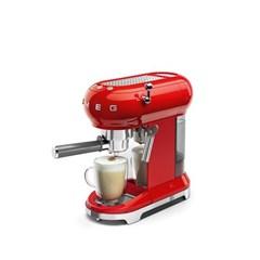 반자동 커피머신 파스텔그린 ECF01PG