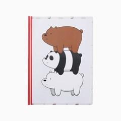 위 베어 베어스 쫄대 파일 - 레드