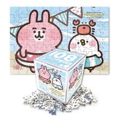 [카나헤이] 피스케&우사기 미니 직소퍼즐 108피스 (8종 전세트)