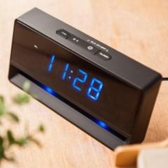 넥서스 C0200N LED 무드등 스누즈알람 디지털탁상시계_(1572503)
