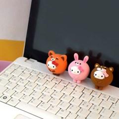 헬로키티 동물 피규어 USB 메모리 16GB