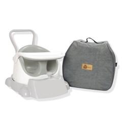 젤리맘 와이즈체어 A클래스(아기범보의자+가방+카트)
