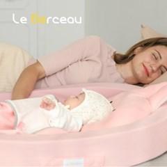 젤리맘르베르소 신생아침대 5종set (침대+필로우+침구세트 선택)