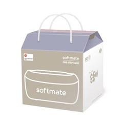 소프트메이트 원스텝 케이스 1개+리필형 물티슈 3팩 선물세트