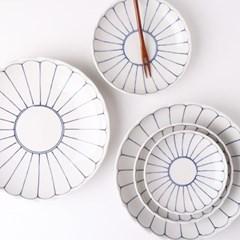 키쿠센 접시(대)