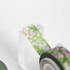 Flower Canvas Masking Tape