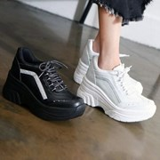 kami et muse 7.5cm tall up glittering point sneakers _KM19s140