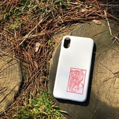 [하드케이스]Tiger stamp case