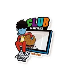 보라이프-농구 캐리어스티커 노트북 데코 PVC 방수 스티커