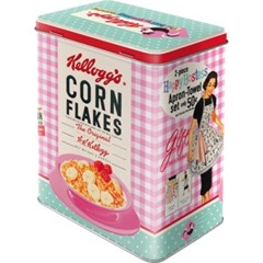 [30147] Kellogg's - Happy Hostess Corn Flakes